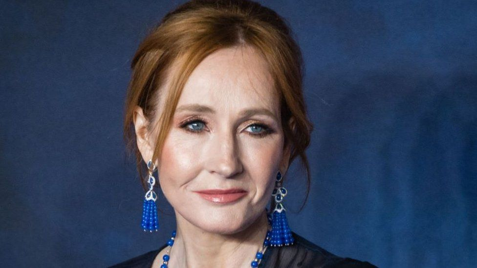 JK Rowling said too many people were losing loved ones