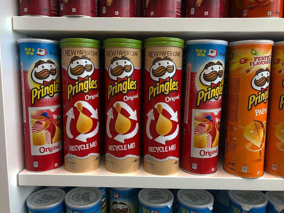 New Pringles tubes