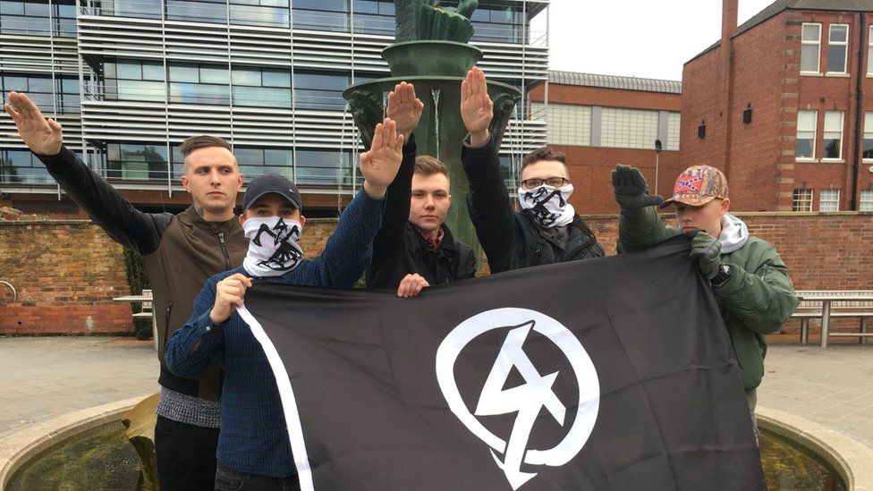 National Action Group members