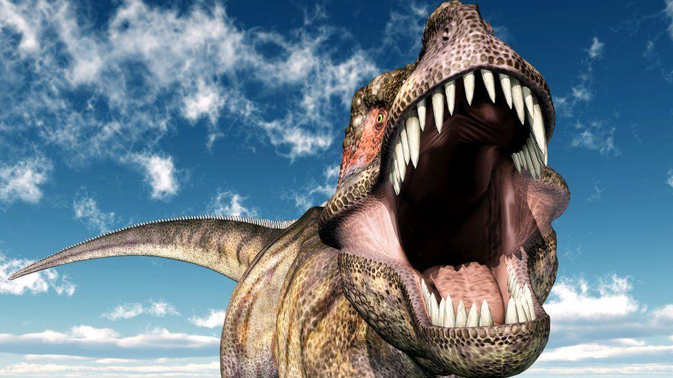 Los científicos que creen que los dinosaurios fueron víctimas de su propio éxito (antes de que cayera un devastador meteorito)