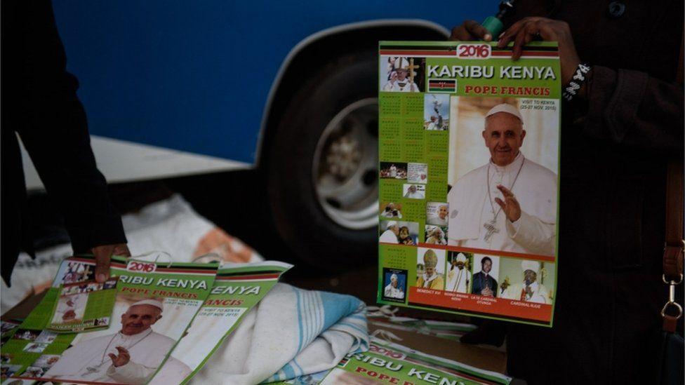 Kariubu pope calendar