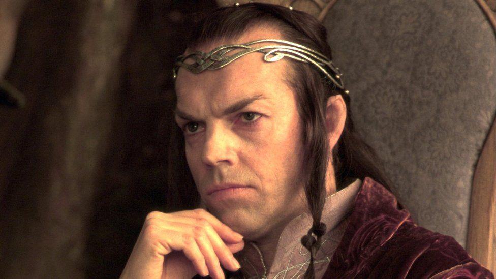 Elrond, father of Arwen