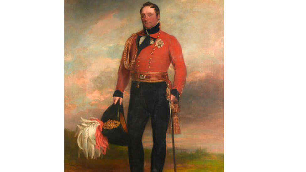 Lieutenant-General Rowland Hill