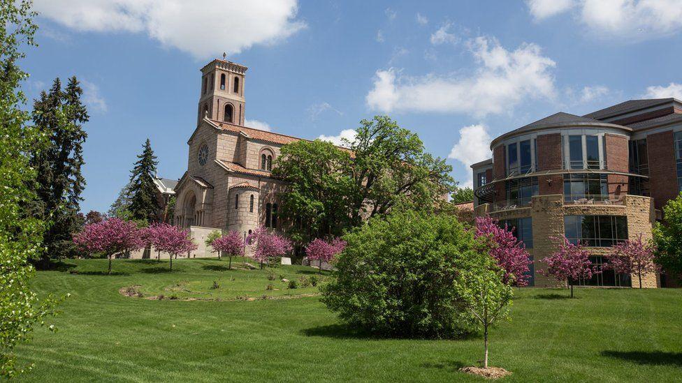 St Catherine's University Facebook