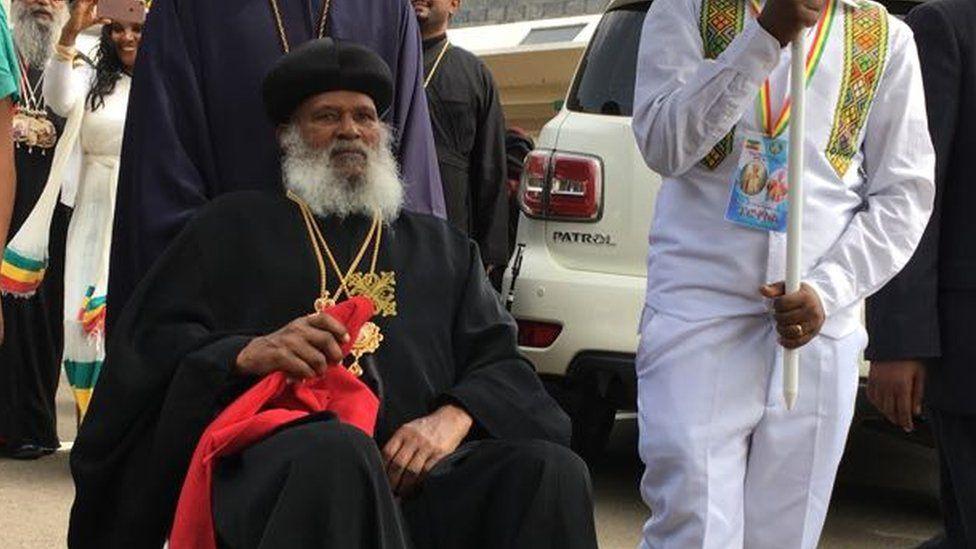 Bishop Merkorios