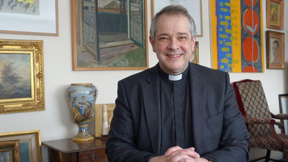 Reverend Rupert Toovey
