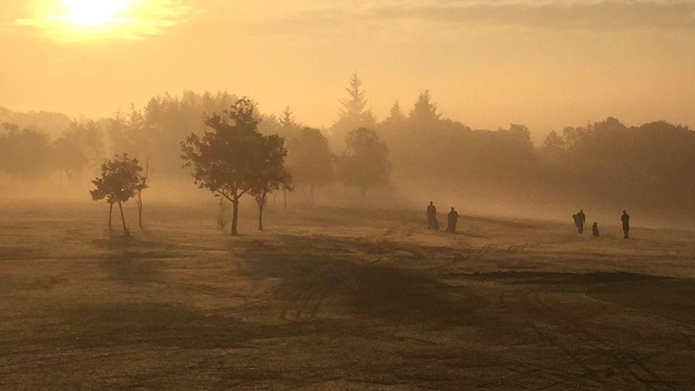Bearsden golf course
