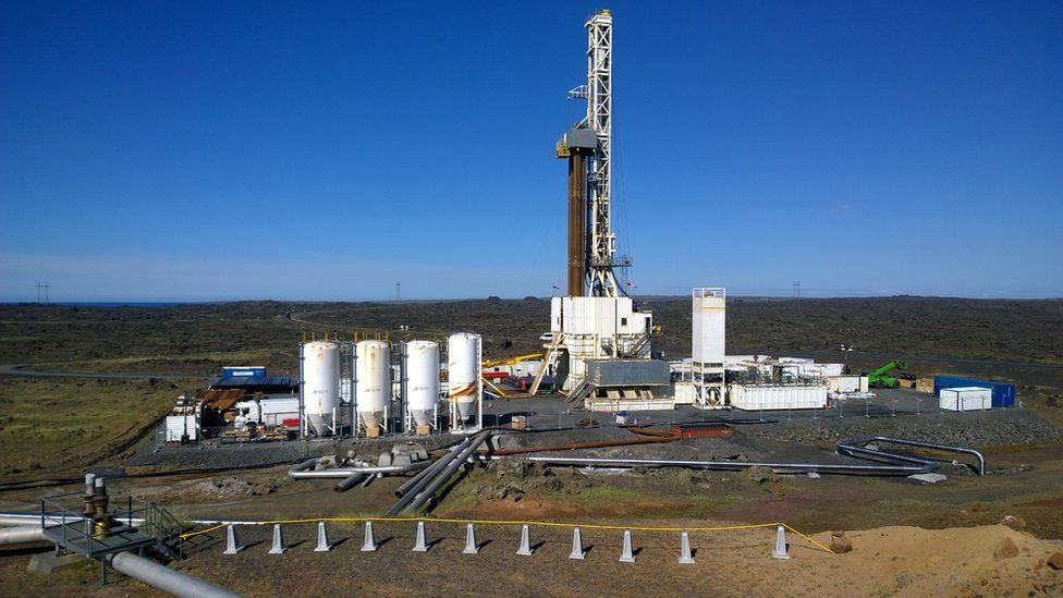 Rig and drill