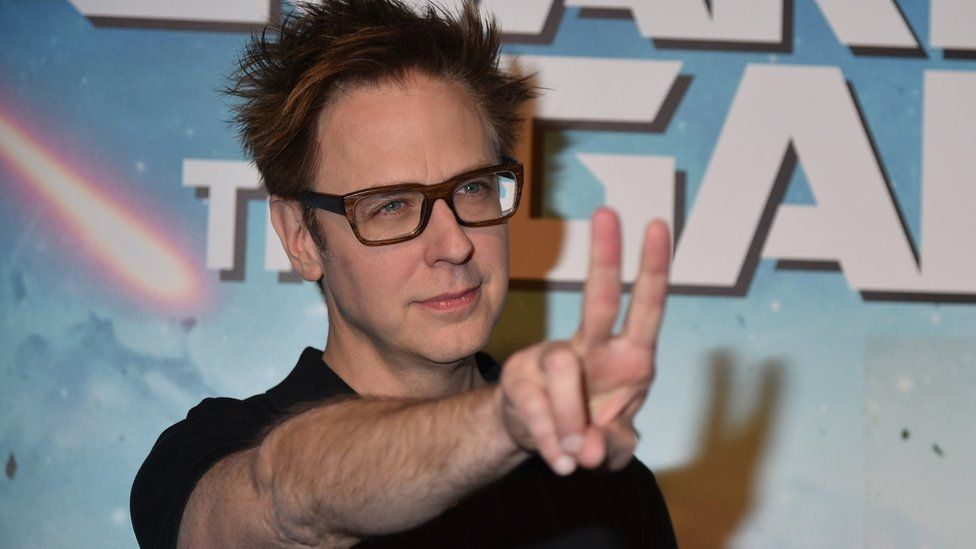 James Gunn is writing the new Suicide Squad film - BBC News