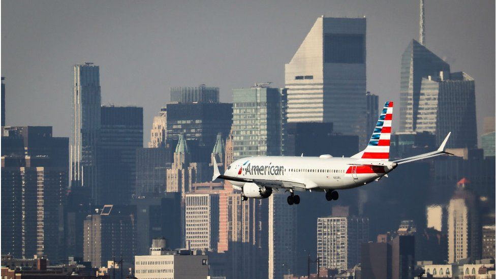 American and Southwest airlines continue to fly their 737 Max 8s in the US