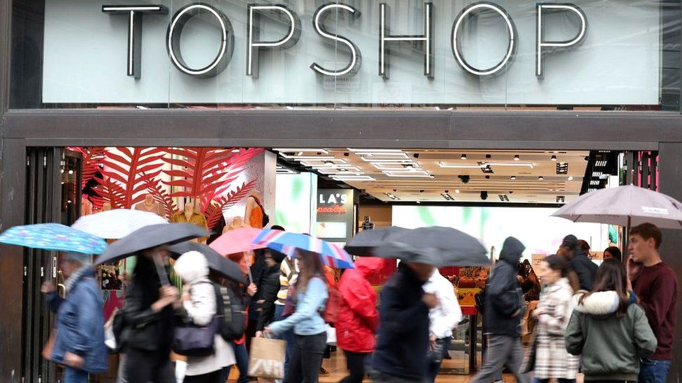 Philip Green's Topshop empire plunges to huge loss