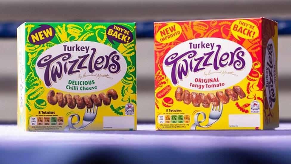Turkey Twizzlers