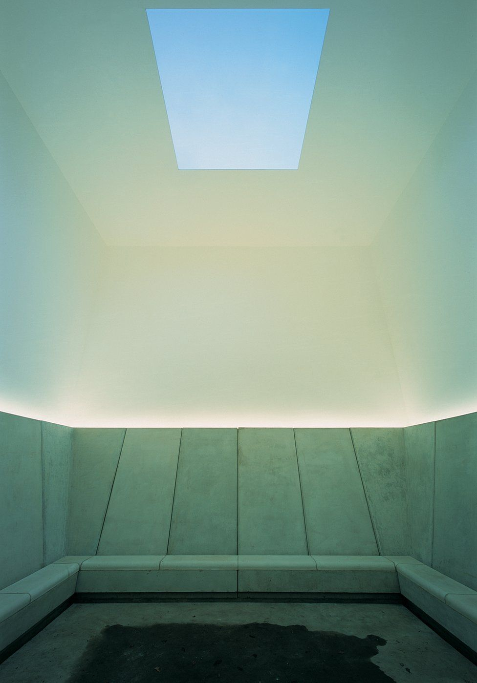 Deer Shelter Skyspace, 2006 by James Turrell