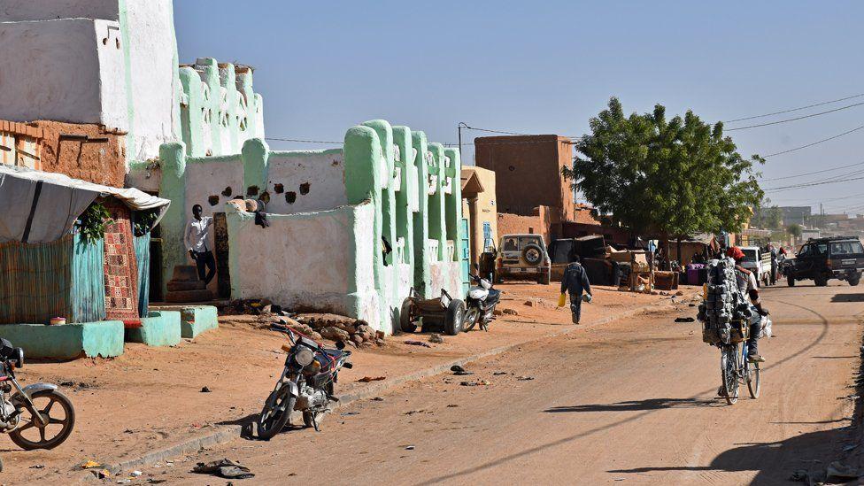 Agadez street