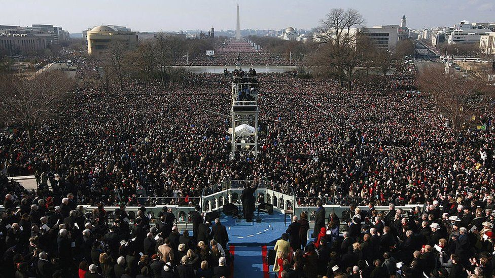 Barack Obama's 2009 inauguration