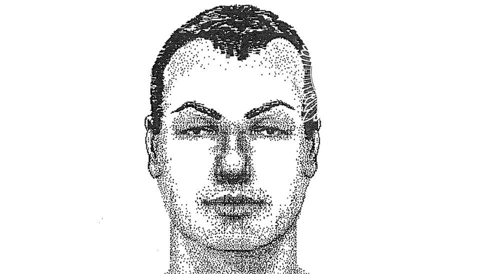 E-fit of Anthony Carling