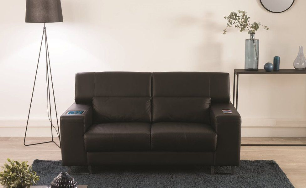 Miliboo sofa