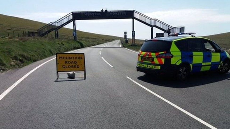 Isle of Man serious road accident rate twice that of England