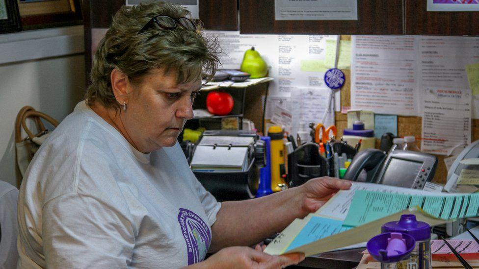 Kathaleen Pittman, Hope clinic's administrator