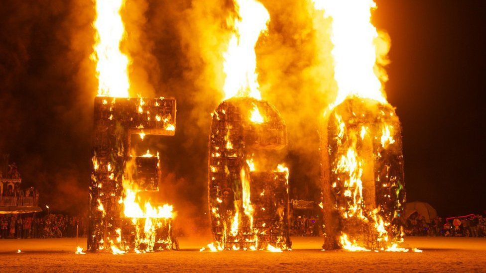 laura kimpton and michael garlington's EGO project burnss