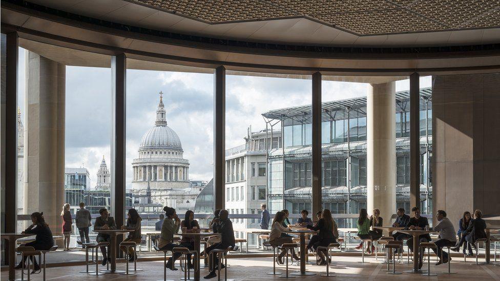 cafetería (Foto: James Newton/Bloomberg)