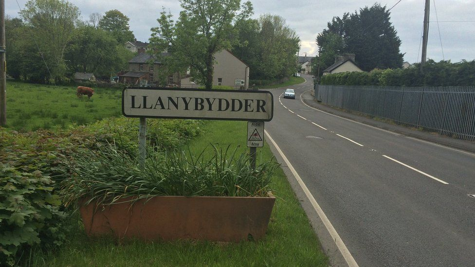 Llanybydder