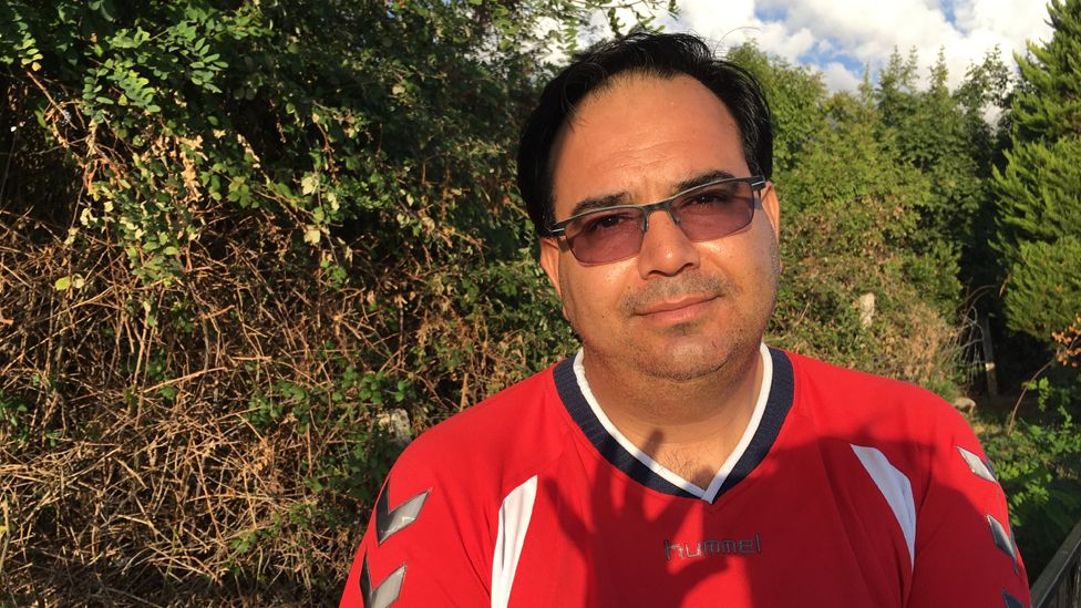 Hassan Heyrany