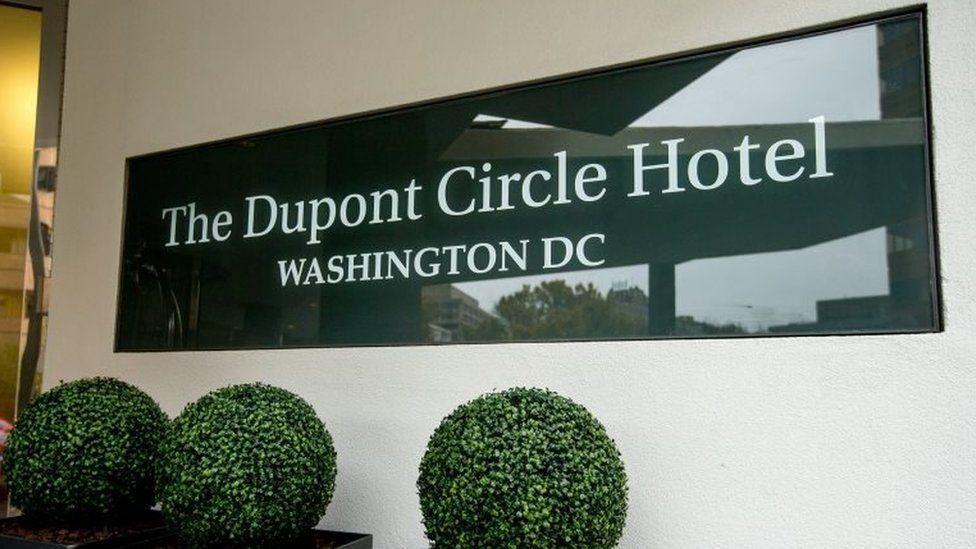 The Dupont Circle