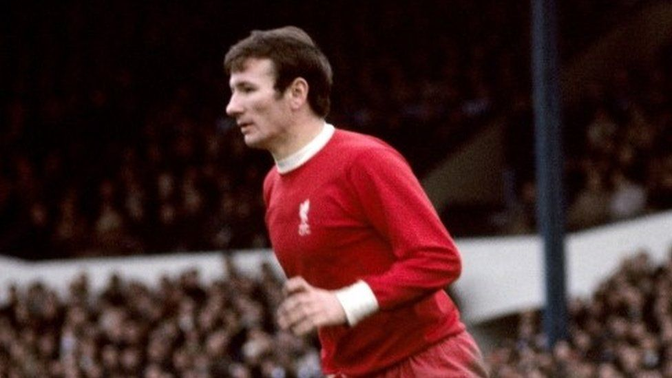 Former Liverpool captain Tommy Smith
