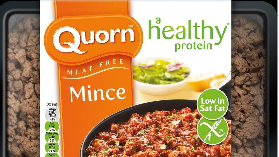 Quorn, la empresa que factura millones sustituyendo la carne con hongos fermentados
