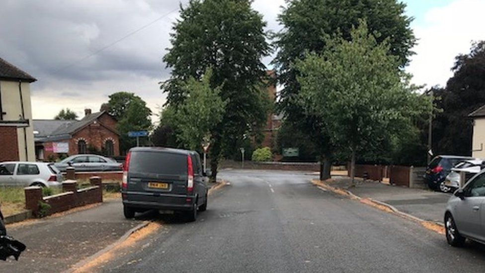 Astbury Avenue in Smethwick