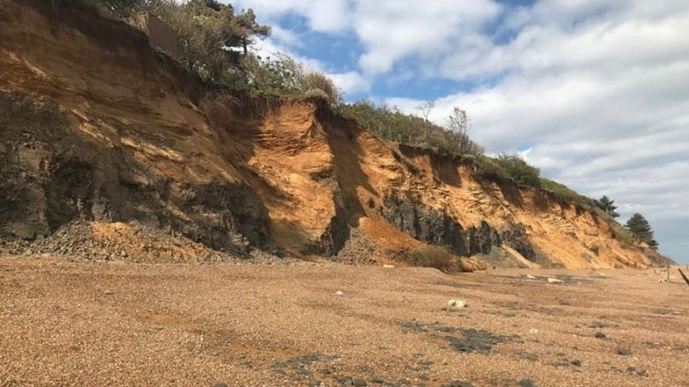 Bawdsey Cliffs