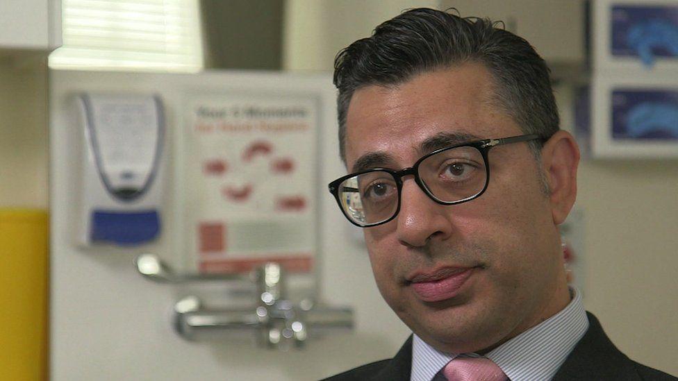 Dr Asif Muneer