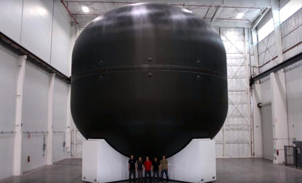 Booster tank