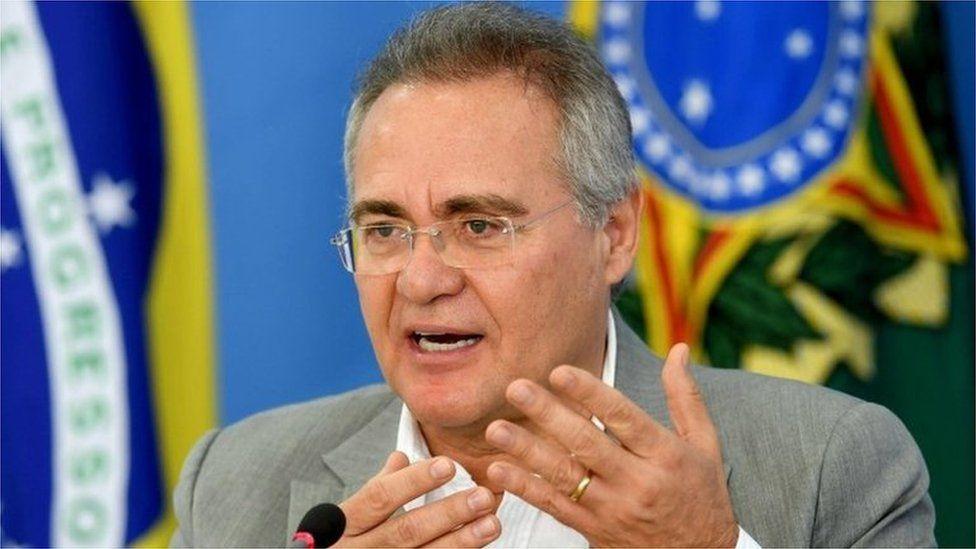 Remueven al presidente del Senado de Brasil por escándalo de corrupción