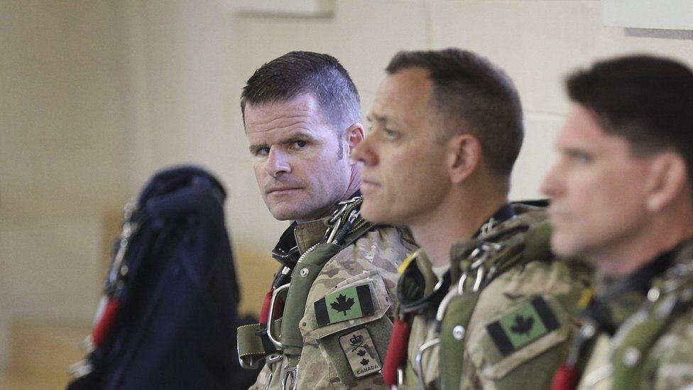 Lieutenant General Mike Rouleau