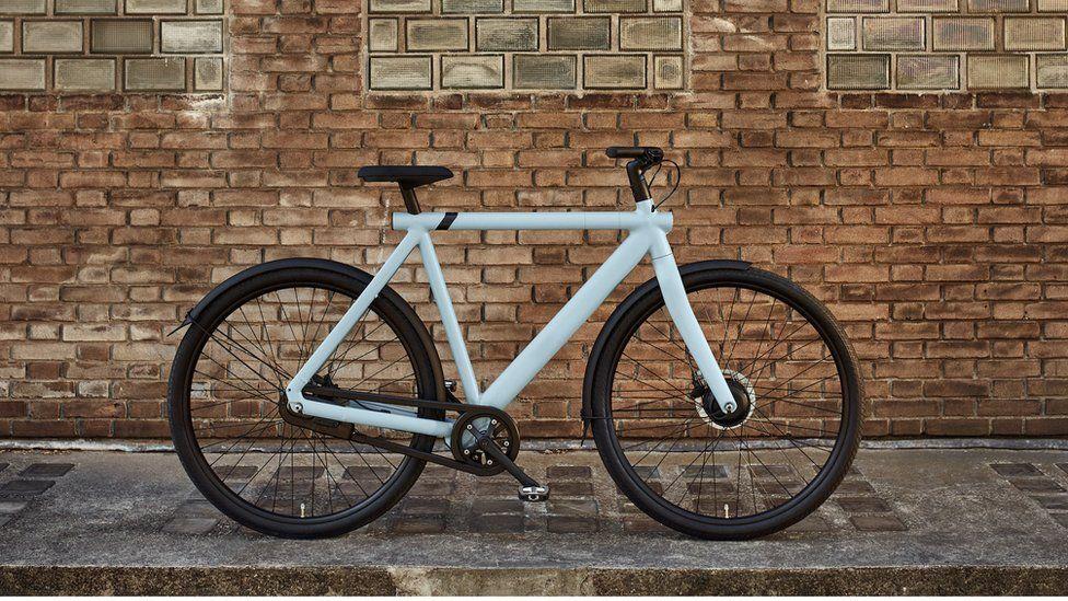 Van Moof electric bike