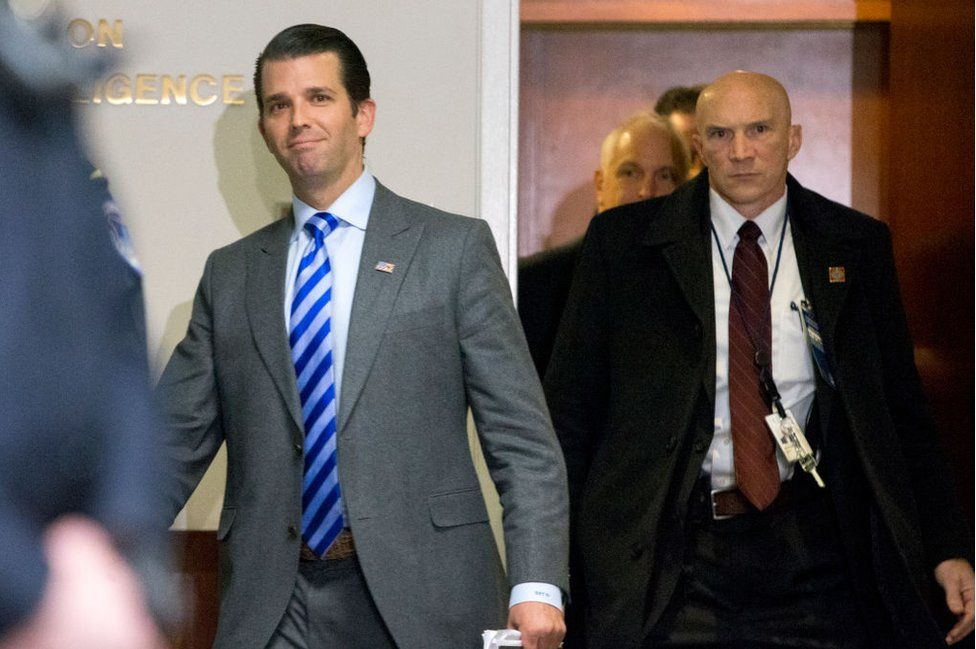 Mr Trump Jr