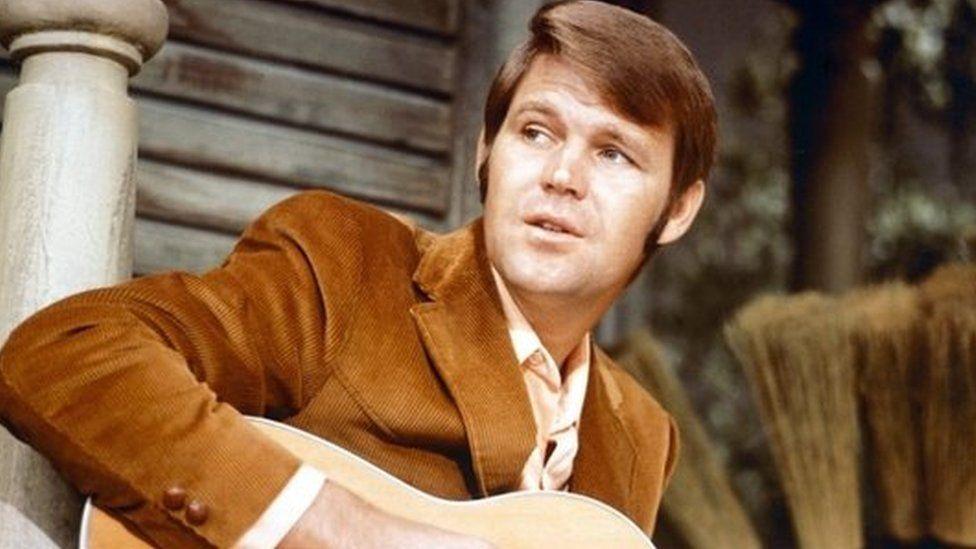 Glen Campbell in 1967