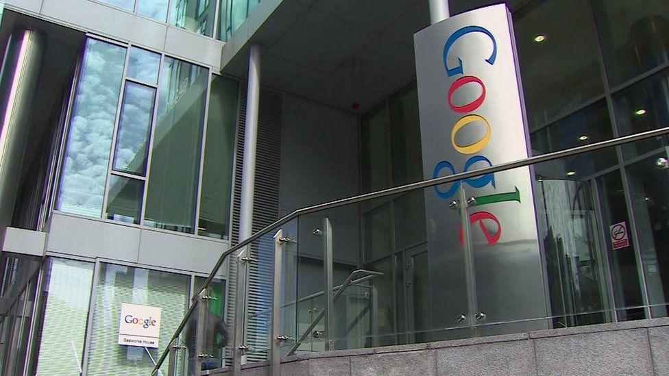 Google head office Dublin