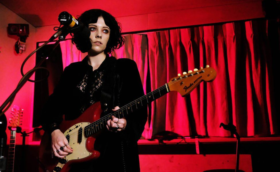 Heather from Pale Waves