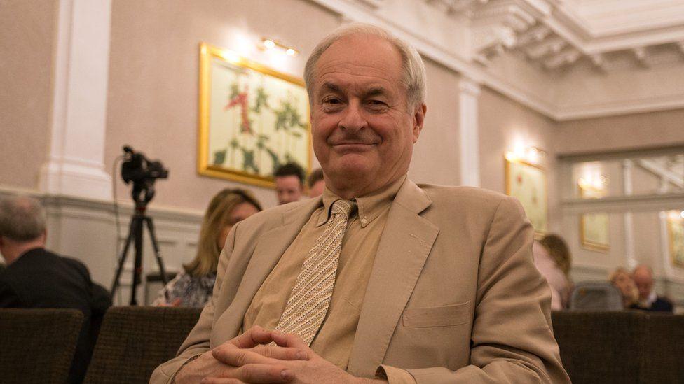 Paul Gambaccini in 2016