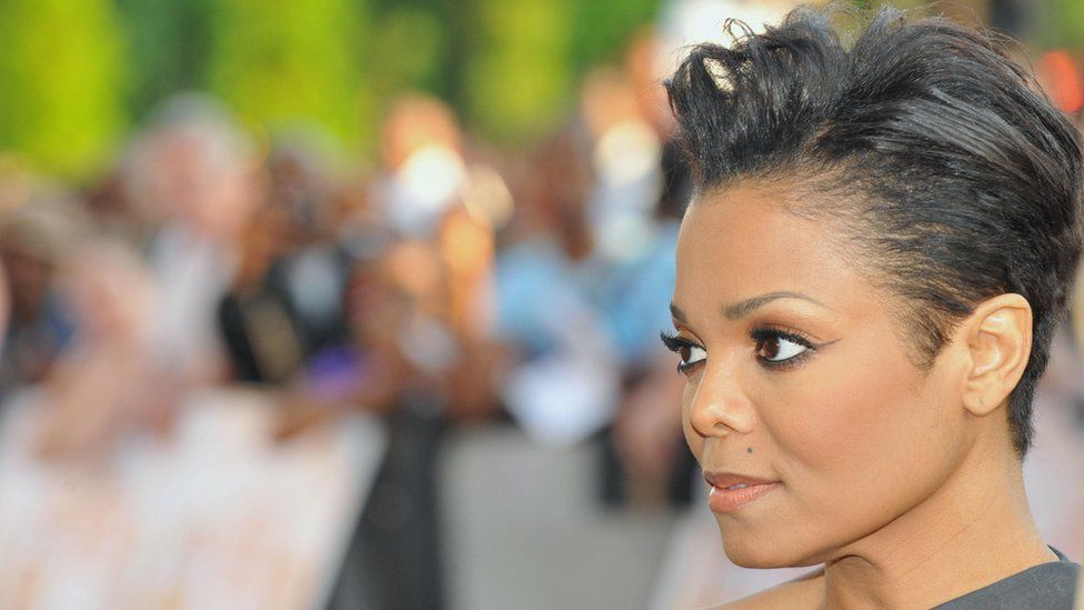 Janet Jackson arrives for the premiere of Why Did I Get Married Too? at the Brixton Ritzy cinema, London (May 2010)