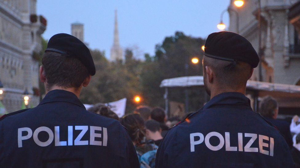 Gay Austrian policeman wins long fight for justice