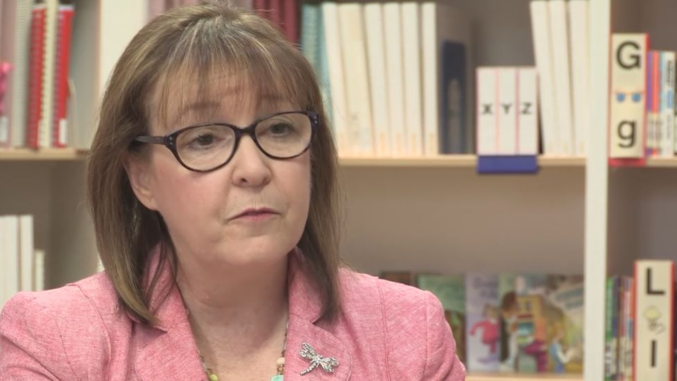 Elaine Brackenridge is head teacher at the Royal Blind School