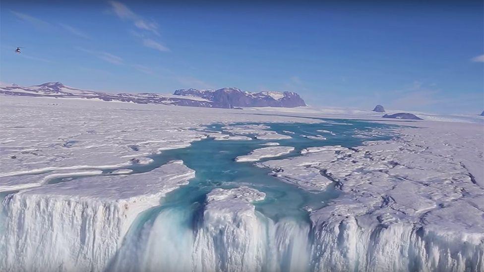 Nansen Ice Shelf