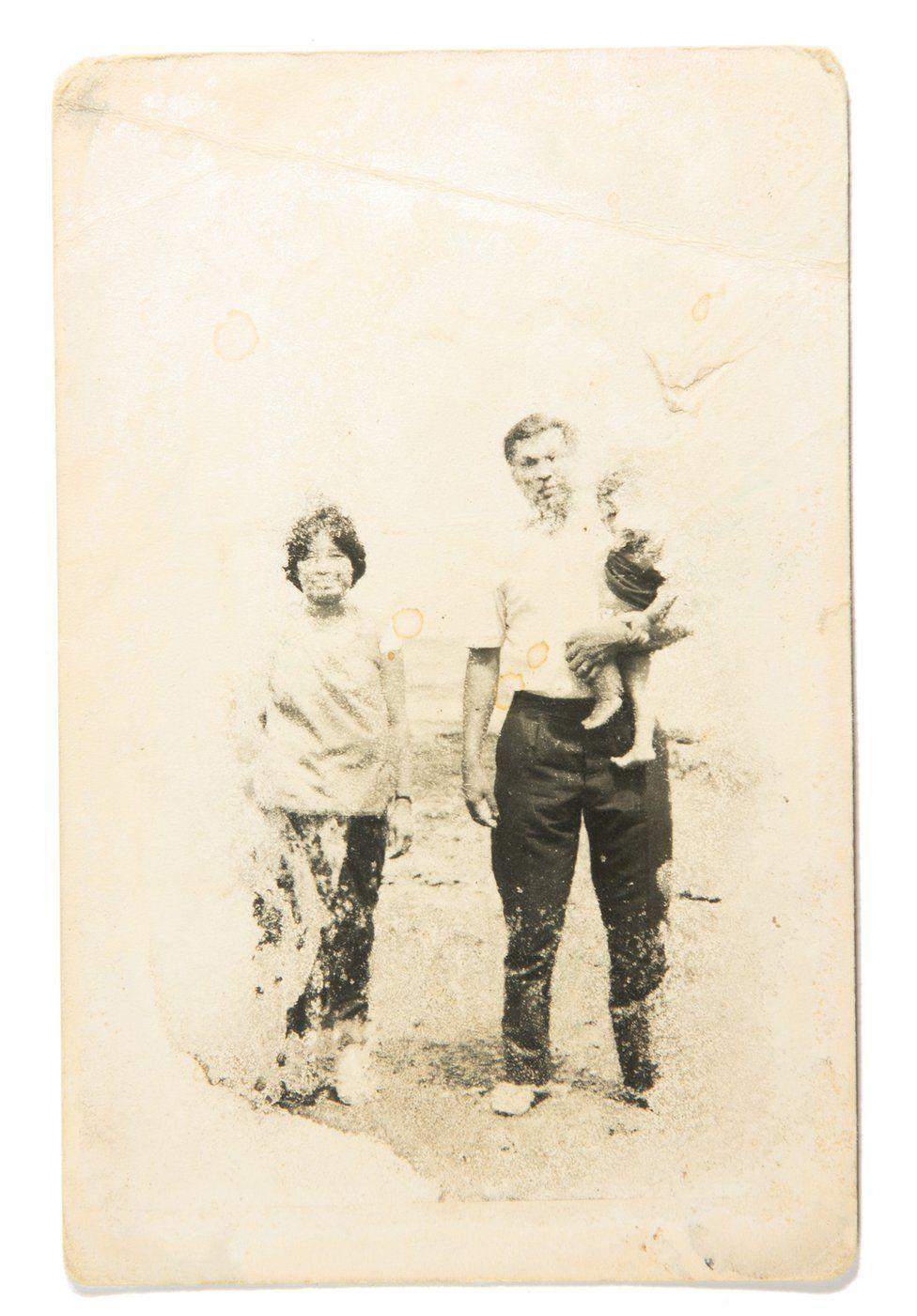 Vira and Sundaram's parents