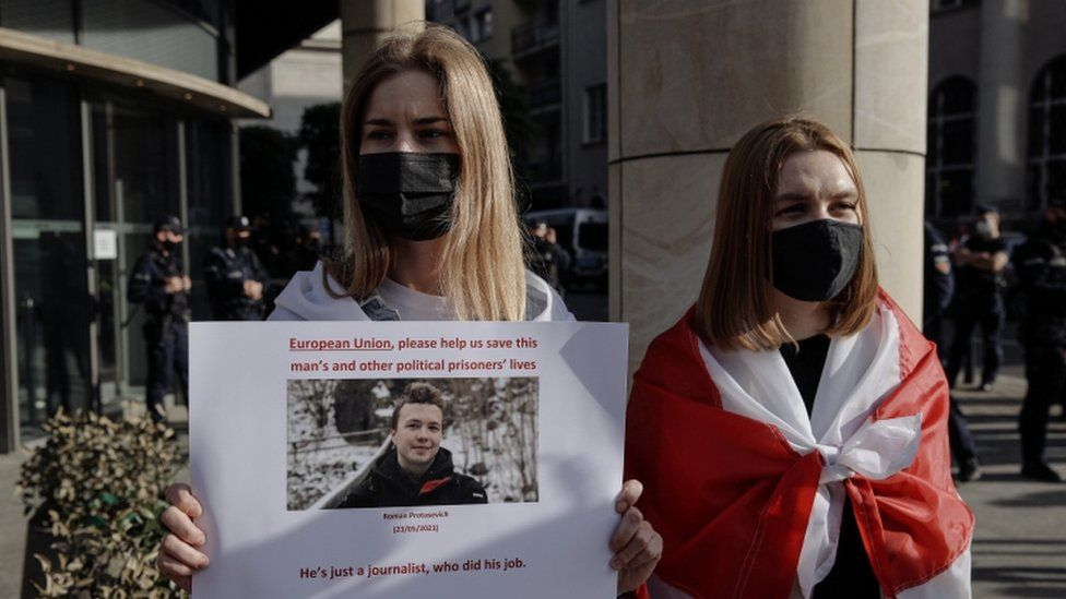 Belarus authorities release second confessional video