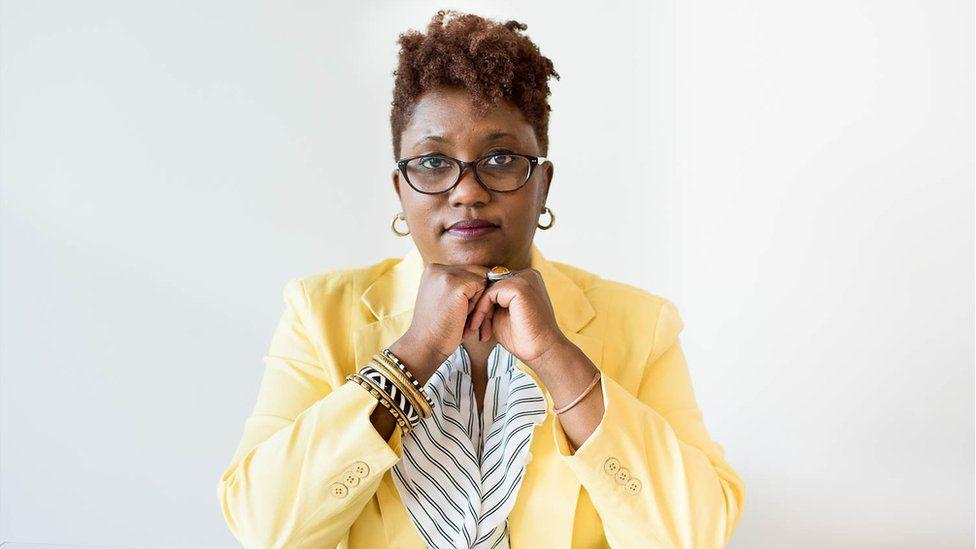 Kenja McCray, a history professor in Atlanta