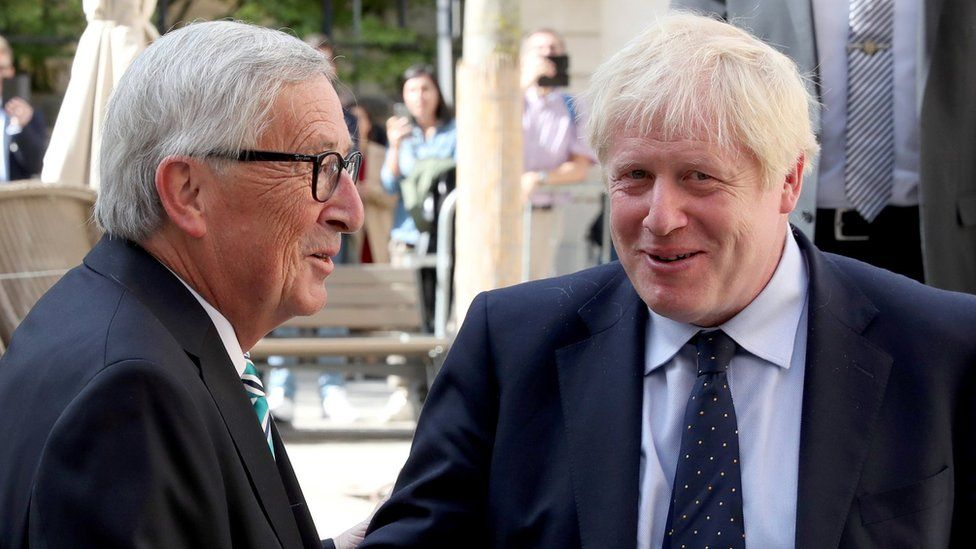 Brexit: What is in Boris Johnson's new deal with the EU?